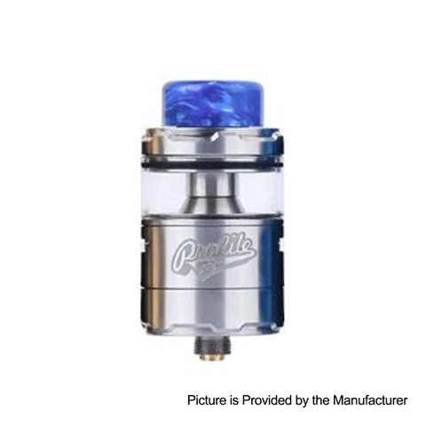 authentic wotofo profile unity rta rebuildable tank atomizer silver stainless steel 5ml 25mm diameter thumb - 【新製品】「Eleaf iJust 21700 80W Mod + ELLO Duro Tank Kit」「AOLVAPE Epoxy Resin 510ドリップチップ」「Serisvape Viking Mechanical Tube Mod」
