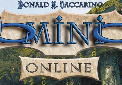 dominion onlinelogo thumb 400x279 - 【レビュー】VAPEにもよく合う!デッキ構築型カードゲーム「ドミニオンオンライン(Dominion Online)」プレイ紹介レビュー。