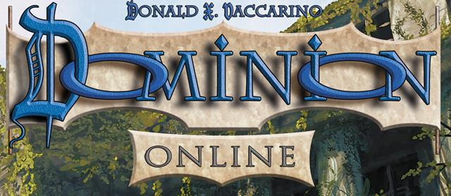 dominion onlinelogo thumb - 【レビュー】VAPEにもよく合う!デッキ構築型カードゲーム「ドミニオンオンライン(Dominion Online)」プレイ紹介レビュー。