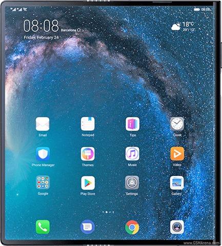 huawei mate x 1 thumb - 【最新情報】HUAWEIが折りたたみスマートフォン『Mate X』を発表 値段は約29万円 置いて行かれる日本
