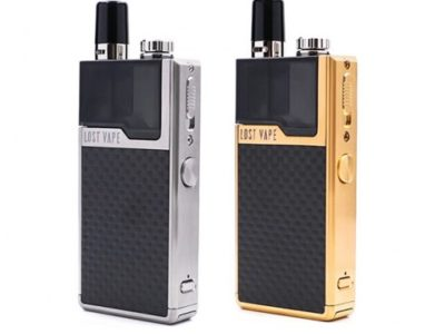 lost vape orion dna go aio pod kit 1 thumb 400x300 - 【GIVEAWAY】Lost Vape Orion DNA GOキットとLost Vape Orion Qキットが当たる!!流行のPODを当てちゃおう。【Sourcemore】
