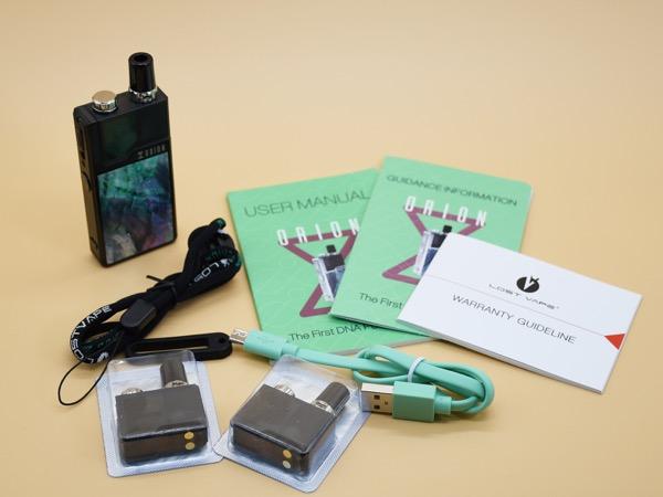 oDSC 8271 - 【レビュー】心地のいいミストを楽しめる小型VAPEはDNAチップを搭載していた。ORION DNA GO Kit by LOSTVAPE
