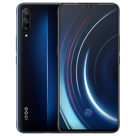 vivo iQOO 6 41 Inch 6GB 128GB Smartphone Blue 840077 thumb - 【新製品】「Eleaf iJust 21700 80W Mod + ELLO Duro Tank Kit」「AOLVAPE Epoxy Resin 510ドリップチップ」「Serisvape Viking Mechanical Tube Mod」