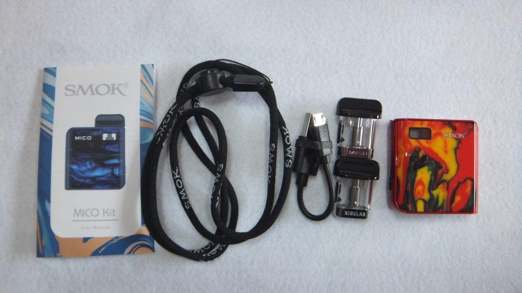 DSCF1874 1024x576 - 【レビュー】SMOKからかわいいポッドのMICOがやって来た!! デザインも形状もオシャレなポッドタイプのVAPEです!!