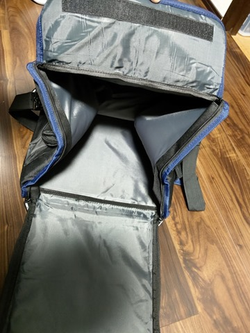 IMAG1543 thumb - 【レビュー】Top Shelf Fun「Game Haul: Game Night Bag」レビュー。ボードゲームを持ち運べるドミニオンにも便利なボドゲバッグ!
