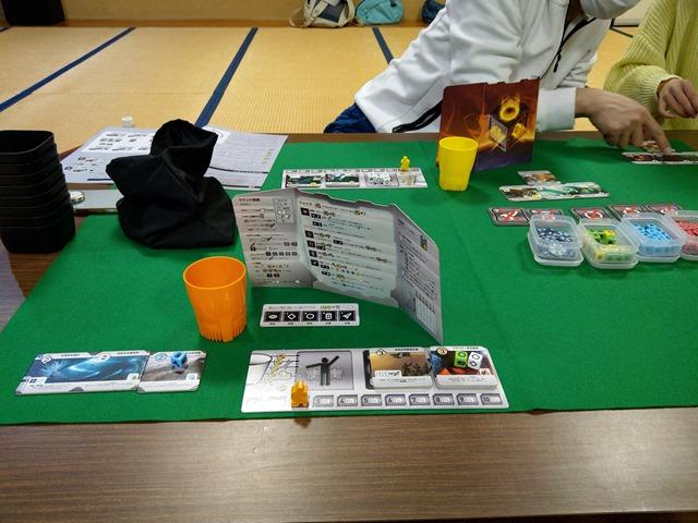 IMAG1613 thumb - 【訪問/レビュー】岐阜県関市のお寺でボードゲーム@関市ボドゲ会【板戯れ】に参加してきた!「ロール・フォー・ザ・ギャラクシー」レビュー。 【でにさん/でにドリチ】