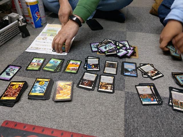 IMAG1993 thumb - 【訪問/レビュー】VAPEとボードゲーム「ドミニオン(Dominion)」「スモーク(Smoke)」「台湾製ハーベストアイランド(Harvest Island)」「ハイブ(Hive)」ゴールデンウィークスペシャル@One Case(ワンケース)