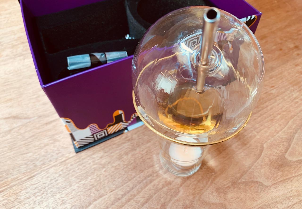 IMG 2261 - 【レビュー】お酒のシーシャ?気化酒キット「AIRCPHOLIC(エアクフオリック)」を試してみてみた!