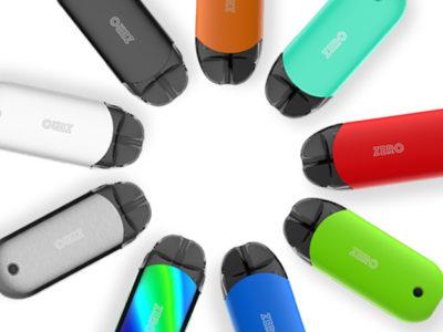 Renova ZERO Starter Kit 400x300 - 【レビュー】『VAPORESSO RENOVA ZERO』レビュー。ド定番のポッドタイプを紹介します!気に入って毎日使ってますが、優秀なVAPEポッド!