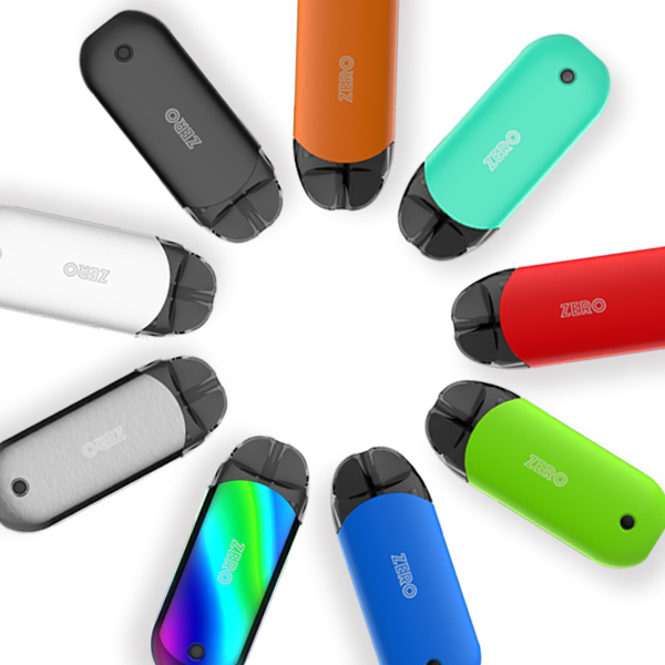Renova ZERO Starter Kit - 【レビュー】『VAPORESSO RENOVA ZERO』レビュー。ド定番のポッドタイプを紹介します!気に入って毎日使ってますが、優秀なVAPEポッド!