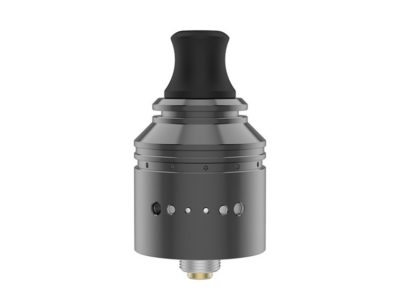 authentic vapefly holic mtl rda rebuildable dripping atomizer w bf pin gun metal stainless steel 222mm diameter 1 400x300 - 【レビュー】ホリックTVコラボ!「Holic MTL RDA」レビュー。MTLフレーバーチェイス【日本限定モデル/COTTON CLOUDS】