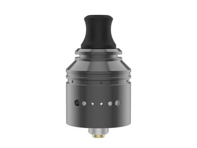 authentic vapefly holic mtl rda rebuildable dripping atomizer w bf pin gun metal stainless steel 222mm diameter thumb 400x300 - 【海外】「Vapefly Holic MTL RDA」「Voopoo Drag Mini」「Hugsvape Ring Lord Mesh RTA」 「Thunderhead Creations Tauren RDA」「Sense Sidekik 15W 460mAh Pod System Starter Kit」