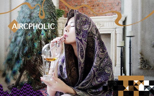 eb81f68e 828f 4dda 92a8 c109dba01ab6 thumb - 【レビュー】お酒のシーシャ?気化酒キット「AIRCPHOLIC(エアクフオリック)」を試してみてみた!
