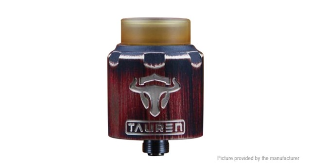 tauren thumb - 【海外】「Vapefly Holic MTL RDA」「Voopoo Drag Mini」「Hugsvape Ring Lord Mesh RTA」 「Thunderhead Creations Tauren RDA」「Sense Sidekik 15W 460mAh Pod System Starter Kit」