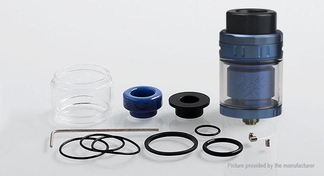9697194 4 thumb - 【海外】「Acevape MK RTA」「Vaporesso Renova Zero 650mAh」「Kamry X POD 280mAh Pod System Starter Kit」「Ehpro Cold Steel 200 TC VW Variable Wattage Box Mod」