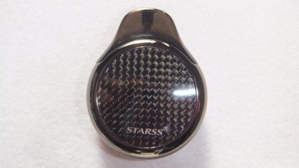 DSCF1916 e1556618551122 1024x576 - 【レビュー】「STARSS ICON POD Kit」(ストラスアイコンポッドキット)レビュー独特な形状のポッドタイプ!あなたはこの形状とイラストは好き?嫌い?どっち!?