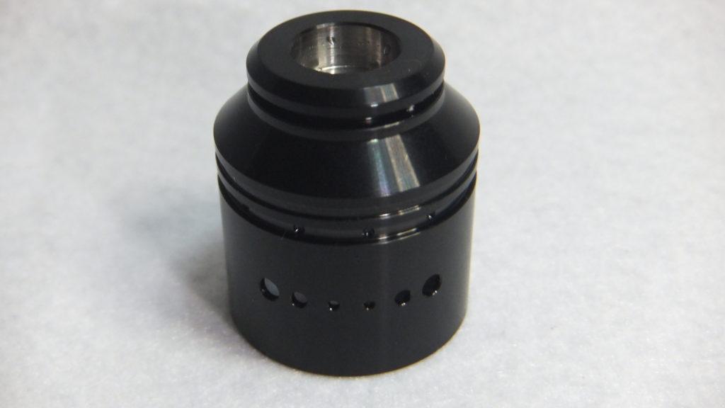 DSCF2083 1024x576 - 【レビュー】Vapefly Holic MTL RDAレビュー。あの人気ユーチューバー『ホリックTV』のこーへいさんとVapeflyのコラボアトマイザーが登場! 私も愛用しているGalaxiesシリーズのメーカーなので期待度大!