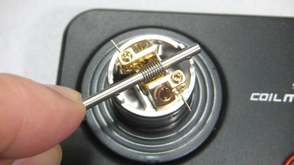 DSCF2091 1024x576 - 【レビュー】Vapefly Holic MTL RDAレビュー。あの人気ユーチューバー『ホリックTV』のこーへいさんとVapeflyのコラボアトマイザーが登場! 私も愛用しているGalaxiesシリーズのメーカーなので期待度大!