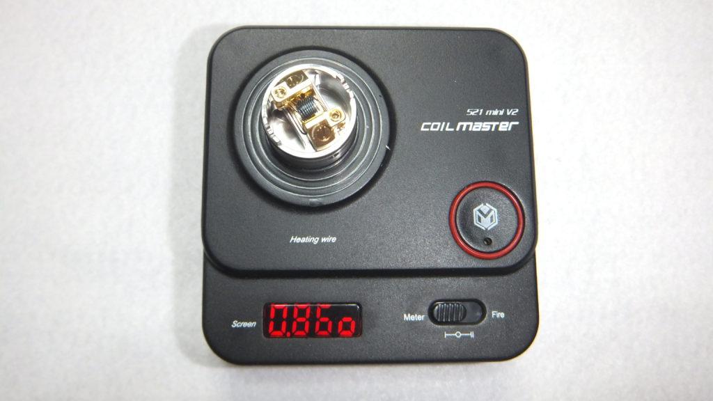 DSCF2093 e1558092369657 1024x576 - 【レビュー】Vapefly Holic MTL RDAレビュー。あの人気ユーチューバー『ホリックTV』のこーへいさんとVapeflyのコラボアトマイザーが登場! 私も愛用しているGalaxiesシリーズのメーカーなので期待度大!