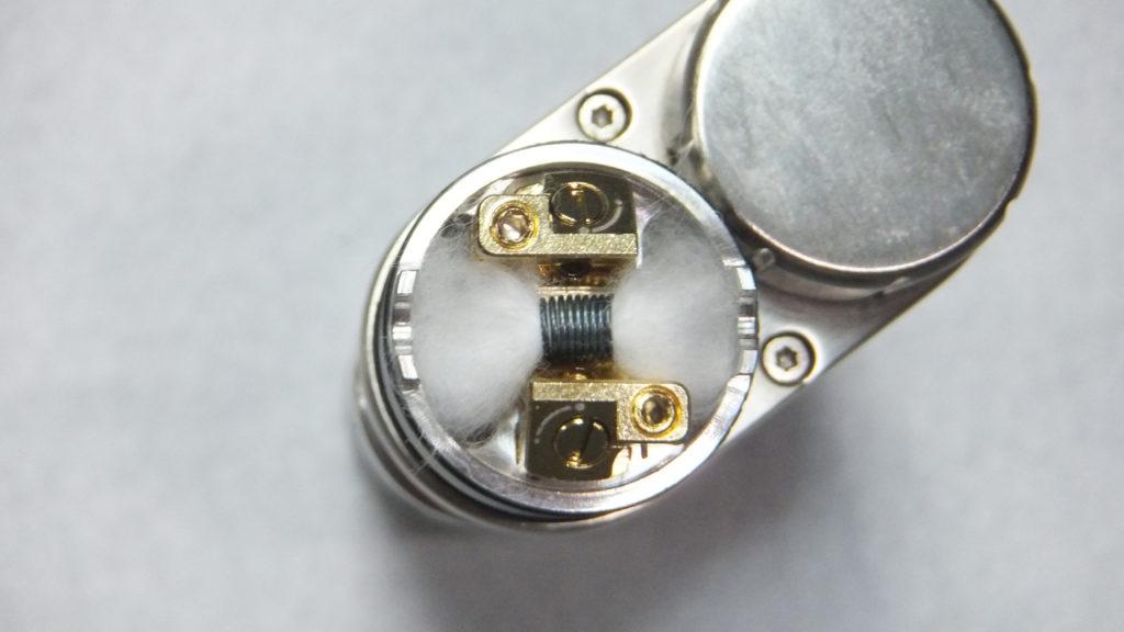 DSCF2098 e1558092603410 1024x576 - 【レビュー】Vapefly Holic MTL RDAレビュー。あの人気ユーチューバー『ホリックTV』のこーへいさんとVapeflyのコラボアトマイザーが登場! 私も愛用しているGalaxiesシリーズのメーカーなので期待度大!