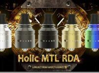 Holic MTL RDA 01 thumb 202x150 - 【レビュー】①Vapefly Holic MTL RDA(ベイプフライ ホリック エムティーエル )レビュー~ホリックTVコラボ第2弾RDA着弾♪開封編<*`∀´*>~