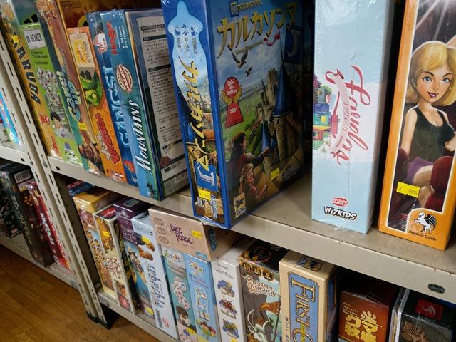 IMAG2056 thumb - 【訪問】ボドゲの聖地!?ゲームストア・バネストの中野さんからボードゲームを買ってきた話