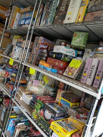 IMAG2058 thumb - 【訪問】ボドゲの聖地!?ゲームストア・バネストの中野さんからボードゲームを買ってきた話