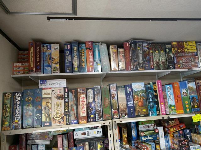 IMAG2060 thumb - 【訪問】ボドゲの聖地!?ゲームストア・バネストの中野さんからボードゲームを買ってきた話