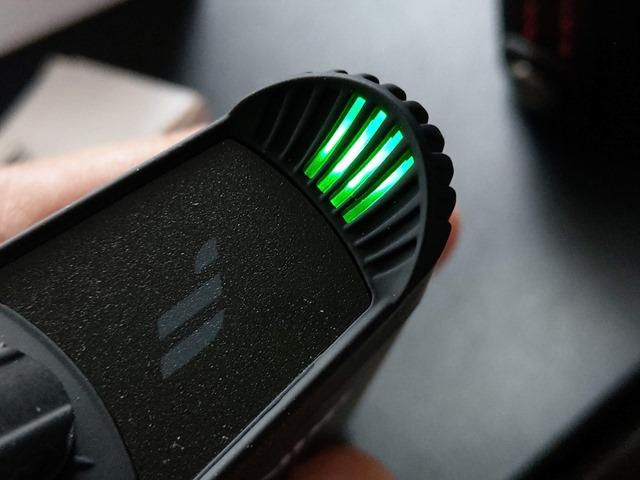 IMAG2230 thumb - 【レビュー】Weecke FENIX +(ウィーキーフェニックスプラス)レビュー。旧機の弱点を克服した最新ヴェポライザー!2.5A充電対応で1時間