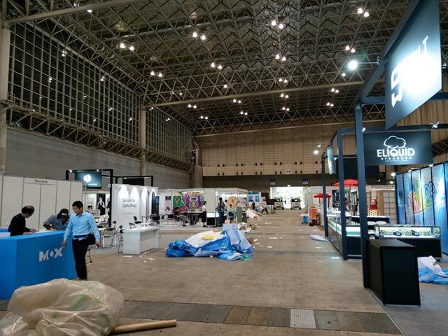 IMAG2672 thumb - 【イベント】VAPE EXPO JAPAN 2019速報レポート#00 前日~初日、Youtuber&VAPER関係者飲み会とホテル「アパホテル東京ベイ幕張」のレポート!!【VAPE EXPO JAPAN 2020も開催決定!!】