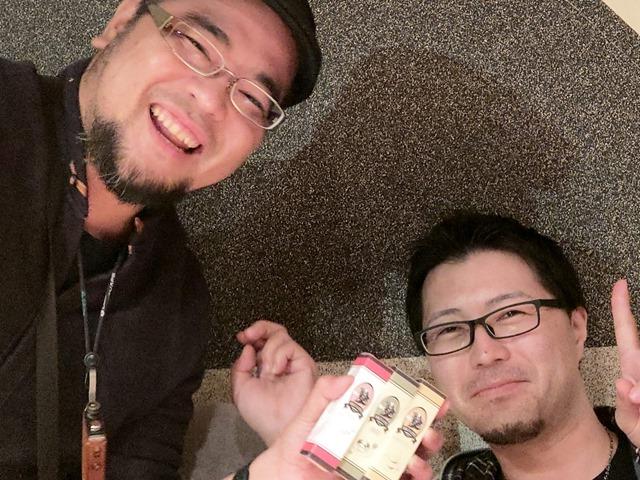 IMAG2801 thumb 1 - 【イベント】VAPE EXPO JAPAN 2019 訪問ブース紹介レポート#01 JINJIA GROUP/FOOGO/MoX/FEIDE/MK Lab(エムケーラボ)