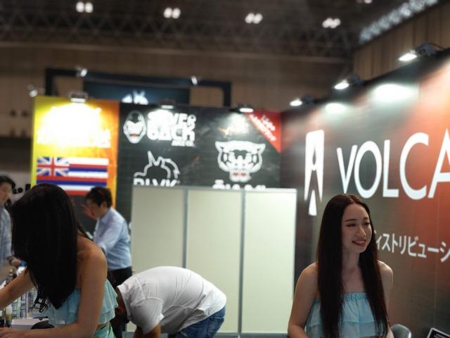 IMAG2866 thumb - 【イベント】VAPE EXPO JAPAN 2019 訪問ブース紹介レポート#04 Vaptio(ヴァプティオ)/小江戸工房(こえどこうぼう)/VOLCANO(ボルケーノ)/MSN(エムエスエヌ)/KOKEN(コーケン)/aiir(エアー)