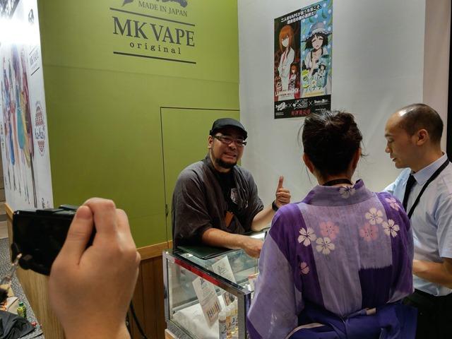 IMAG2913 thumb - 【イベント】VAPE EXPO JAPAN 2019 訪問ブース紹介レポート#01 JINJIA GROUP/FOOGO/MoX/FEIDE/MK Lab(エムケーラボ)
