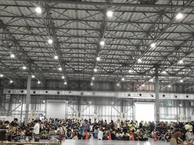 IMAG3125 thumb - 【イベント】ゲームマーケット2019春(東京)に行ってきたレポート#01「まじかる☆パティスリーのブースが朝イチやばかった話」「企業ブース」をお届け