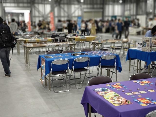 IMAG3147 thumb - 【イベント】ゲームマーケット2019春(東京)に行ってきたレポート#01「まじかる☆パティスリーのブースが朝イチやばかった話」「企業ブース」をお届け
