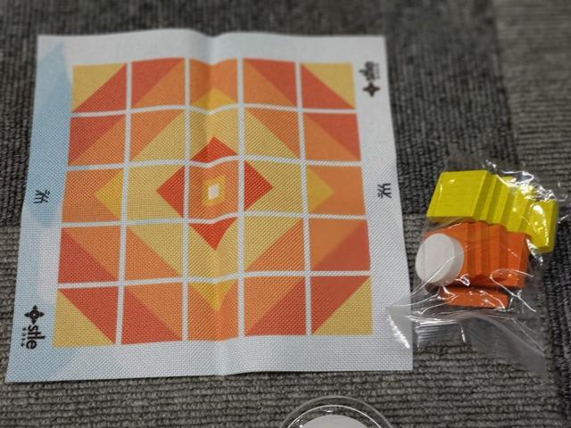 IMAG3424 thumb - 【訪問/レビュー】「オストル」「CDNM:428」プレイレビュー@名古屋One Case(ワンケース)!!ボードゲームも一部取り扱い開始【ゲームマーケット2019春新作/雅ゲームズ】