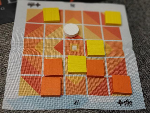 IMAG3429 thumb - 【訪問/レビュー】「オストル」「CDNM:428」プレイレビュー@名古屋One Case(ワンケース)!!ボードゲームも一部取り扱い開始【ゲームマーケット2019春新作/雅ゲームズ】