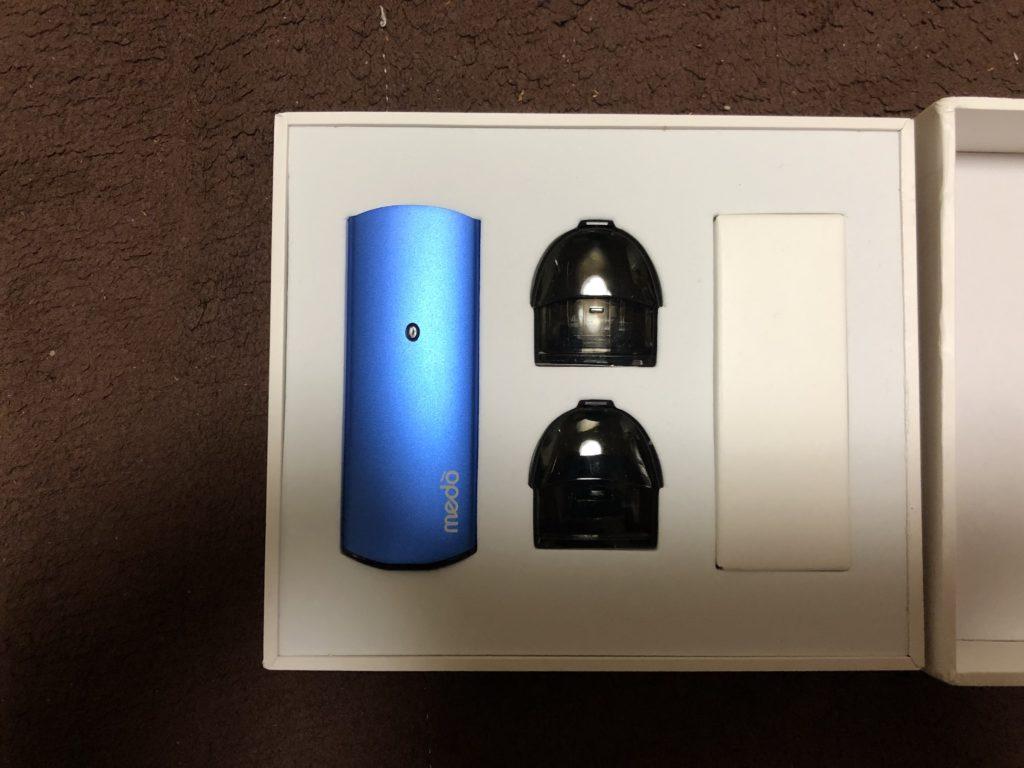 IMG 0867 1024x768 - 【レビュー】medovape medo kit (メドベイプ・メドキット)- 激安Podの逆襲!ポッドでも味が出るようになったVAPEの決定版!