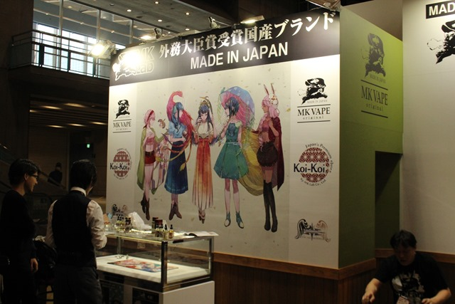 IMG 8681 thumb - 【イベント】VAPE EXPO JAPAN 2019 訪問ブース紹介レポート#01 JINJIA GROUP/FOOGO/MoX/FEIDE/MK Lab(エムケーラボ)