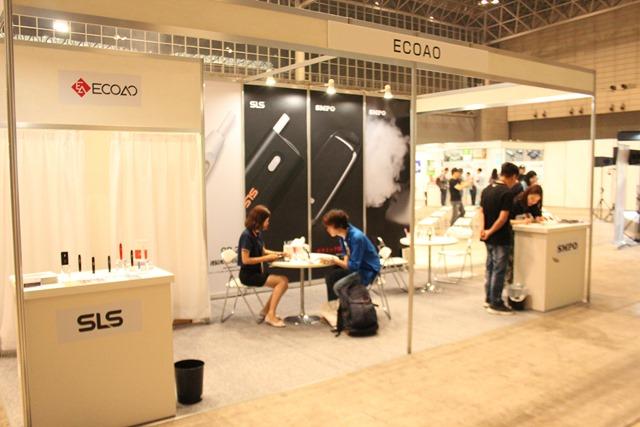 IMG 8742 thumb - 【イベント】VAPE EXPO JAPAN 2019 訪問ブース紹介レポート#06 VAPMOR/REX Juice/ECOACO/SMY TECH/apollo/HUAYIXING TECHNOLOGY/DR.FROST/SHUNBAO/Gippro