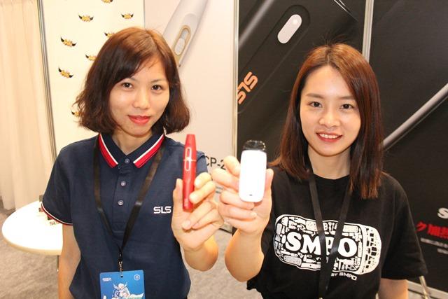 IMG 8751 thumb - 【イベント】VAPE EXPO JAPAN 2019 訪問ブース紹介レポート#06 VAPMOR/REX Juice/ECOACO/SMY TECH/apollo/HUAYIXING TECHNOLOGY/DR.FROST/SHUNBAO/Gippro