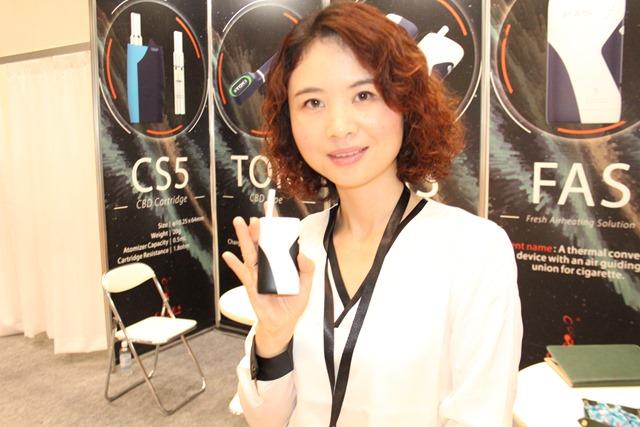 IMG 8808 thumb - 【イベント】 【イベント】VAPE EXPO JAPAN 2019 訪問ブース紹介レポート#05 NEWTAP/SHENZEN SKO/BANDITO JUICE/HILIQ/SAMURAI VAPORS/COEUS/Magical Flavour