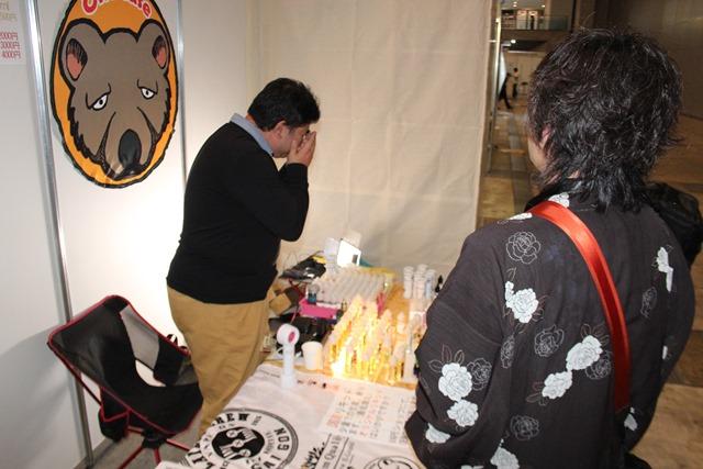 IMG 9014 thumb - 【イベント】VAPE EXPO JAPAN 2019 訪問ブース紹介レポート#08 Lost Vape(ロストベイプ)/One Case(ワンケース)/なにわ電子煙草燃料(なにわでんねん)/Dekang(デカン)/KEY MATERIAL/MEGMEET,SEMPO/ZHONGYI/HITASTE(ハイテイスト)/SAROME(サロメ)