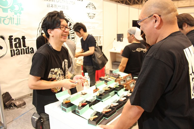 IMG 9028 thumb - 【イベント】 【イベント】VAPE EXPO JAPAN 2019 訪問ブース紹介レポート#05 NEWTAP/SHENZEN SKO/BANDITO JUICE/HILIQ/SAMURAI VAPORS/COEUS/Magical Flavour
