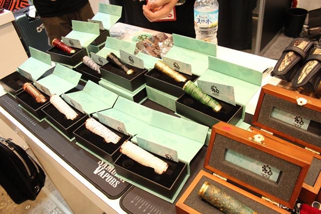 IMG 9029 thumb - 【イベント】 【イベント】VAPE EXPO JAPAN 2019 訪問ブース紹介レポート#05 NEWTAP/SHENZEN SKO/BANDITO JUICE/HILIQ/SAMURAI VAPORS/COEUS/Magical Flavour