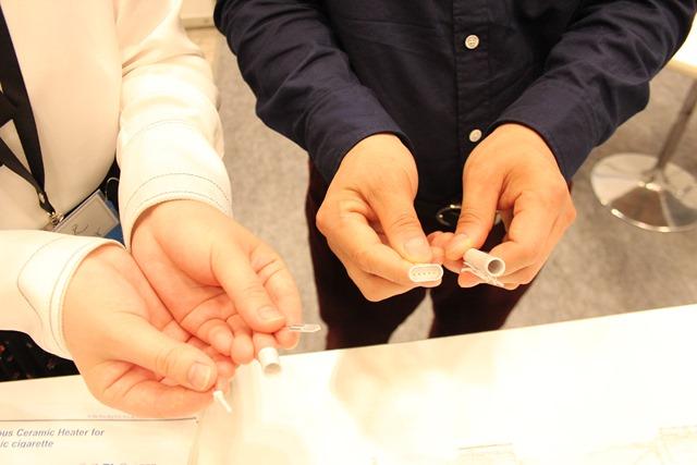 IMG 9038 thumb - 【イベント】VAPE EXPO JAPAN 2019 訪問ブース紹介レポート#08 Lost Vape(ロストベイプ)/One Case(ワンケース)/なにわ電子煙草燃料(なにわでんねん)/Dekang(デカン)/KEY MATERIAL/MEGMEET,SEMPO/ZHONGYI/HITASTE(ハイテイスト)/SAROME(サロメ)