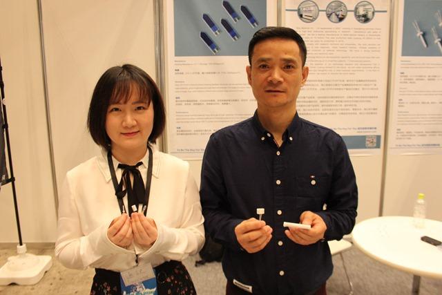 IMG 9043 thumb - 【イベント】VAPE EXPO JAPAN 2019 訪問ブース紹介レポート#08 Lost Vape(ロストベイプ)/One Case(ワンケース)/なにわ電子煙草燃料(なにわでんねん)/Dekang(デカン)/KEY MATERIAL/MEGMEET,SEMPO/ZHONGYI/HITASTE(ハイテイスト)/SAROME(サロメ)