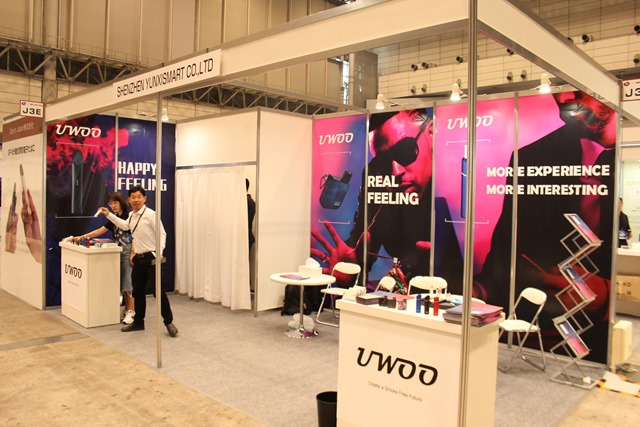 IMG 9045 thumb - 【イベント】VAPE EXPO JAPAN 2019 訪問ブース紹介レポート#07 YUNXISMART/ELIQUID FRANCE/MOK/Freemax/PHATJUICE/RELX TECH/Pegasus Tech/DONGGUAN SKS/Mask King