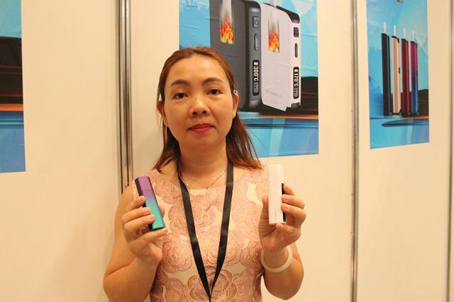 IMG 9081 thumb - 【イベント】VAPE EXPO JAPAN 2019 訪問ブース紹介レポート#08 Lost Vape(ロストベイプ)/One Case(ワンケース)/なにわ電子煙草燃料(なにわでんねん)/Dekang(デカン)/KEY MATERIAL/MEGMEET,SEMPO/ZHONGYI/HITASTE(ハイテイスト)/SAROME(サロメ)