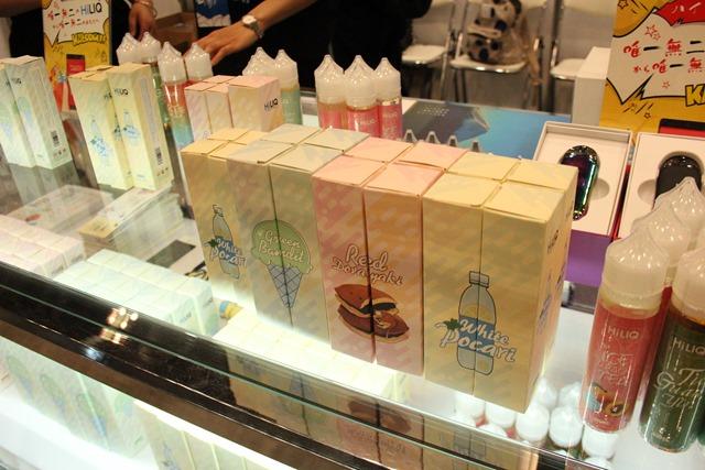 IMG 9095 thumb - 【イベント】 【イベント】VAPE EXPO JAPAN 2019 訪問ブース紹介レポート#05 NEWTAP/SHENZEN SKO/BANDITO JUICE/HILIQ/SAMURAI VAPORS/COEUS/Magical Flavour